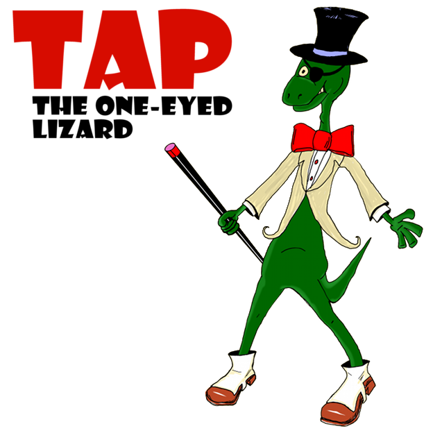 TAP The One Eyed Lizard